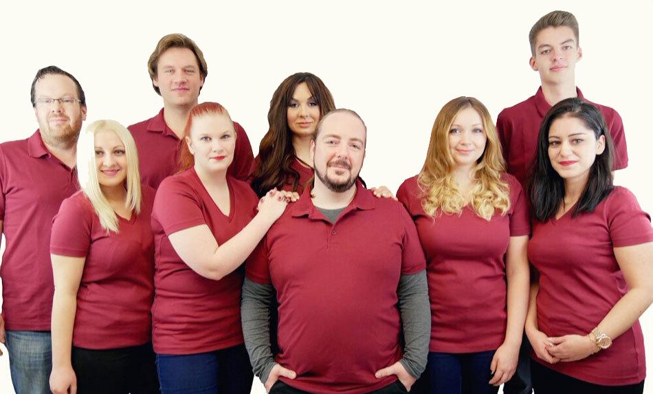 Kaisertanne-Support-Team