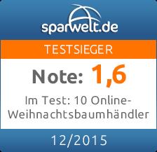 Testsieger_1_6_im_Test_von_Sparwelt_2015
